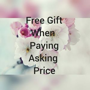 Other - Receive free gift